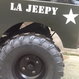 "Jeepy ""D-Day"" Suspension"